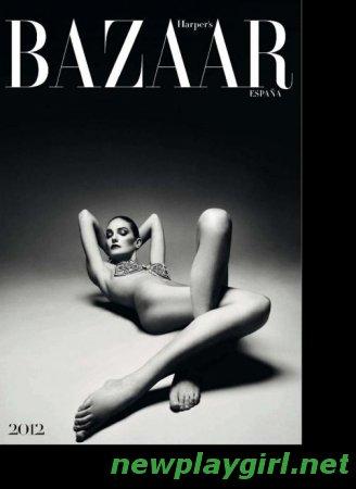 Harper's Bazaar Spain - Calendar 2012
