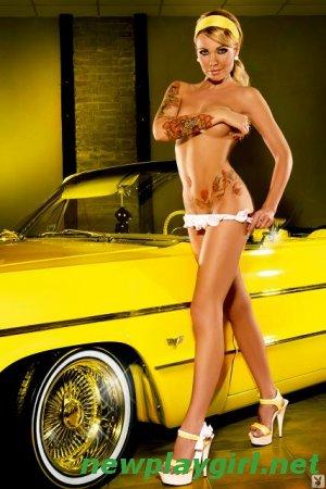 Miss Playboy Playmate - Michaela Nevizanska