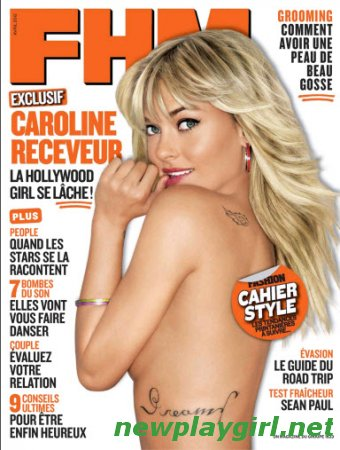 FHM France - April 2012
