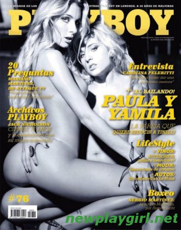 Playbоy Argentina - April 2012