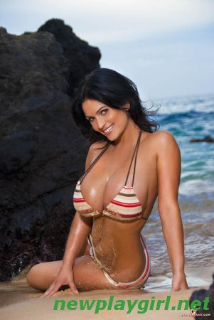 Denise Milani - Big Rocks