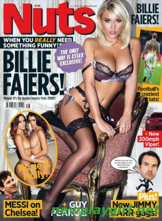 Nuts UK - 20 April 2012