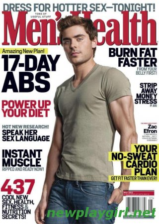 Men's Health USA - May 2012