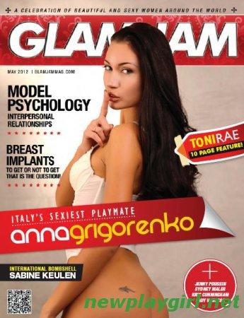Glam Jam Magazine – May 2012