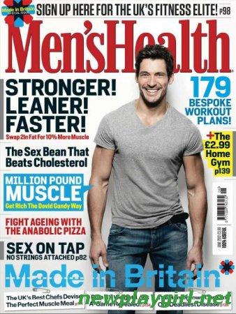 Men's Health UK - June 2012