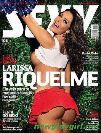 Revista Sexy Brazil - May 2012 (Larissa Riquelme)