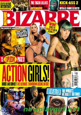 Bizarre UK - September 2012