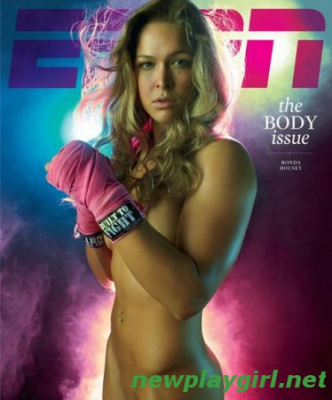 ESPN - Body Issue 2012