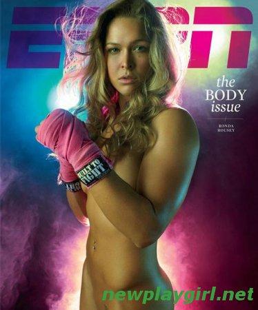 ESPN - Body Issue 2012