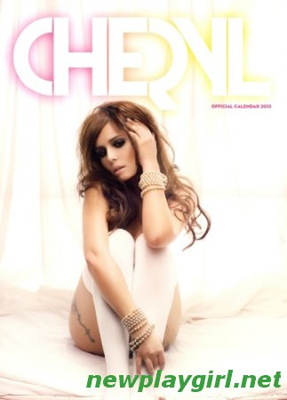 Cheryl Cole - Official Calendar 2013