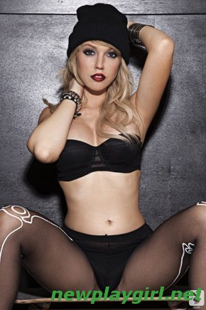 Playboy Cyber Girls - Ashley Zeitler Set2