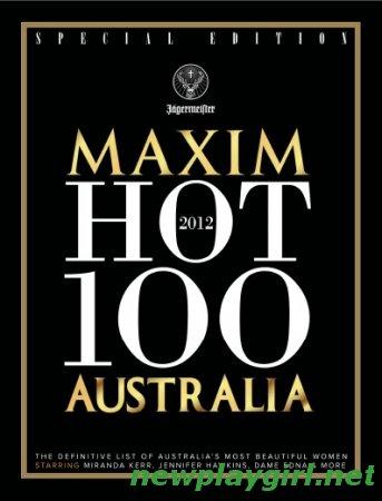 Maxim Australia - Hot 100 2012