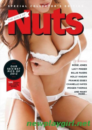 The Girls of Nuts - Special Collector's Edition 2012