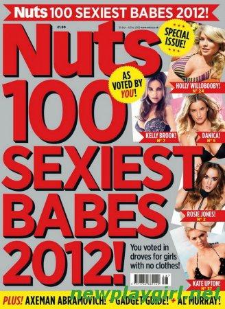 Nuts UK - 30 November 2012