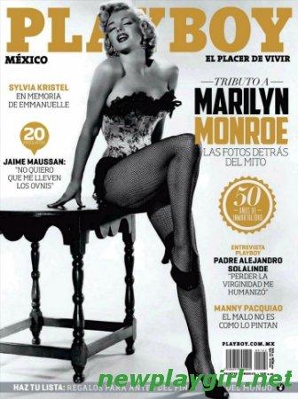 Playboy Mexico - December 2012