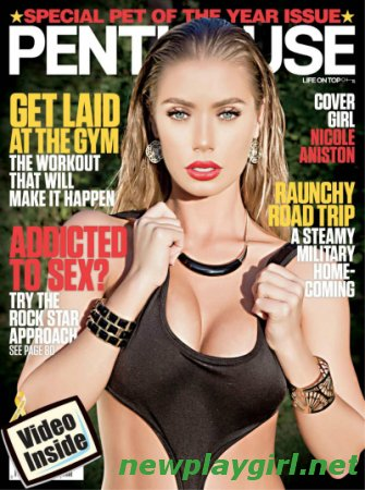 Penthouse USA - January 2013 + Video