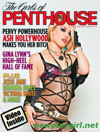 The Girls of Penthouse - November/December 2012
