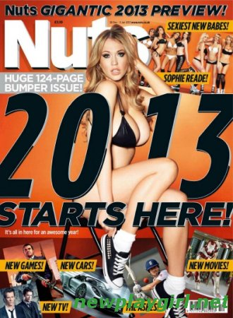 Nuts UK - 28 December 2012