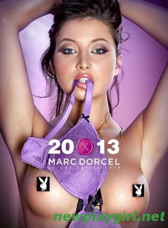 Marc Dorcel - Official Calendar 2013