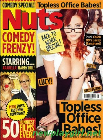 Nuts UK - 04 January 2013