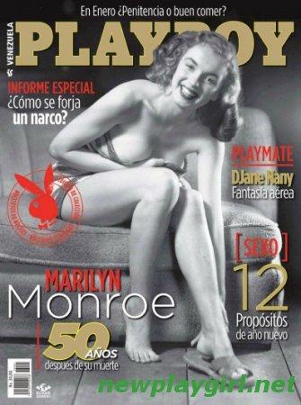 Playboy Venezuela - January 2013