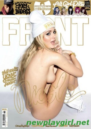 FRONT Magazine UK - Issue 176, 2013