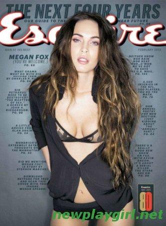 Esquire USA - February 2013