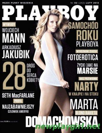 Playboy Poland - February 2013