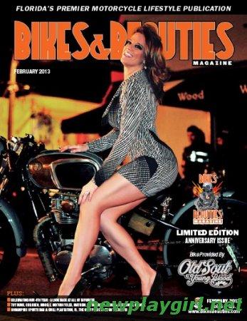 Bikes & Beauties - February 2013