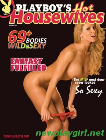 Playboy's SE Hot Housewives - January 2010