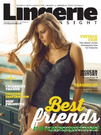Lingerie Insight - February 2013