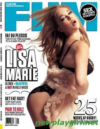 FHM South Africa - March 2013