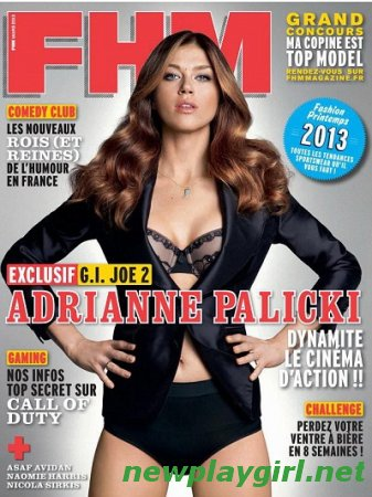 FHM France - Mars 2013
