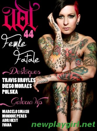 Tatuagem Magazine - Issue 44 2013