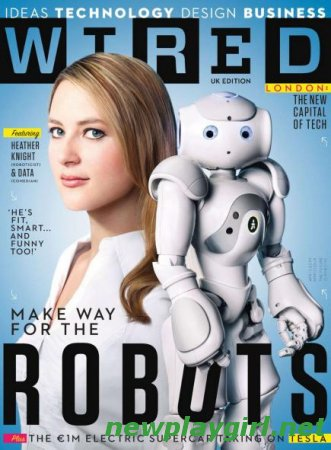 WIRED UK - April 2013