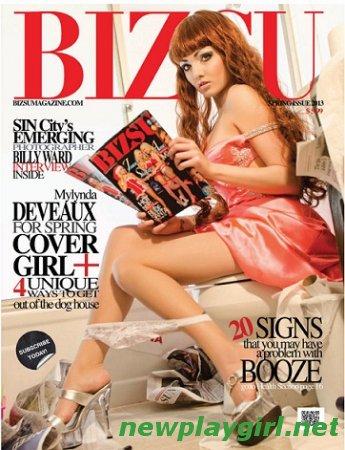 BIZSU Magazine - Spring 2013