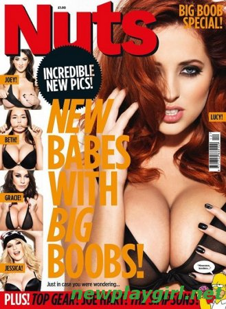 Nuts UK - 22 March 2013