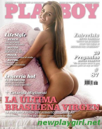 Playboy Argentina - Marzo 2013