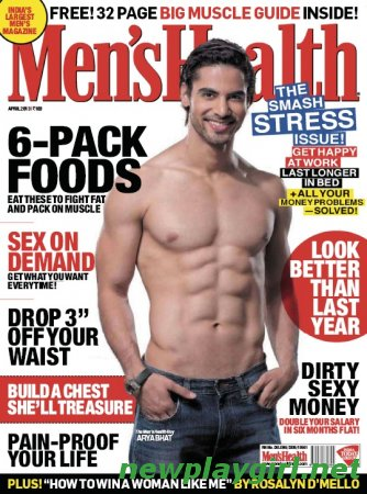 Men's Health India - April 2013