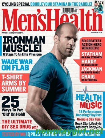 Men's Health UK - May 2013
