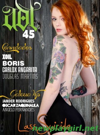 Tatuagem Magazine - Issue 45 2013