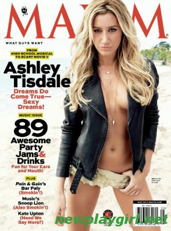 Maxim USA - May 2013