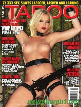 Hustler's Taboo - January 2012