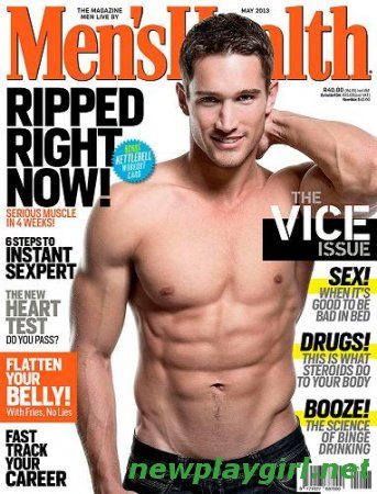 Men's Health South Africa - May 2013