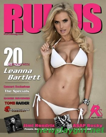 RUKUS magazine - April 2013