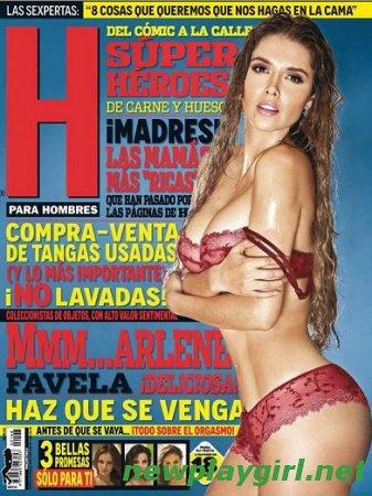 H para Hombres - Mayo 2013