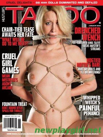 Hustler's Taboo - January 2013