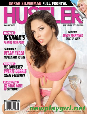 Hustler USA - January 2013