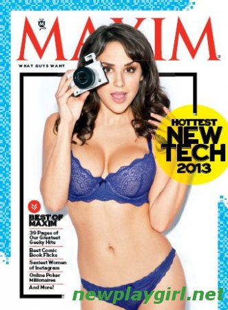 Maxim USA - Hottest New Tech 2013