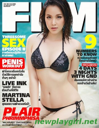FHM Thailand - May 2013